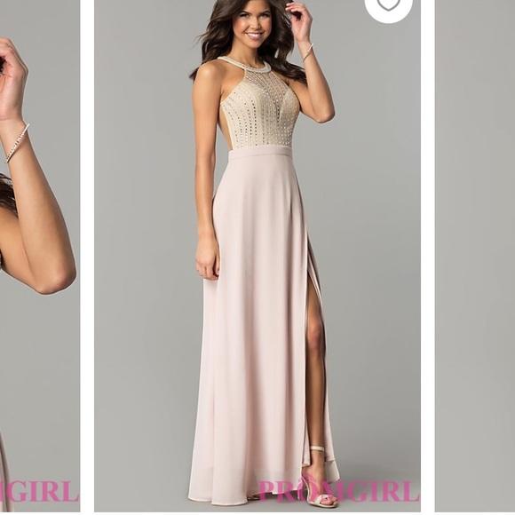 Creme Prom Dresses 2018